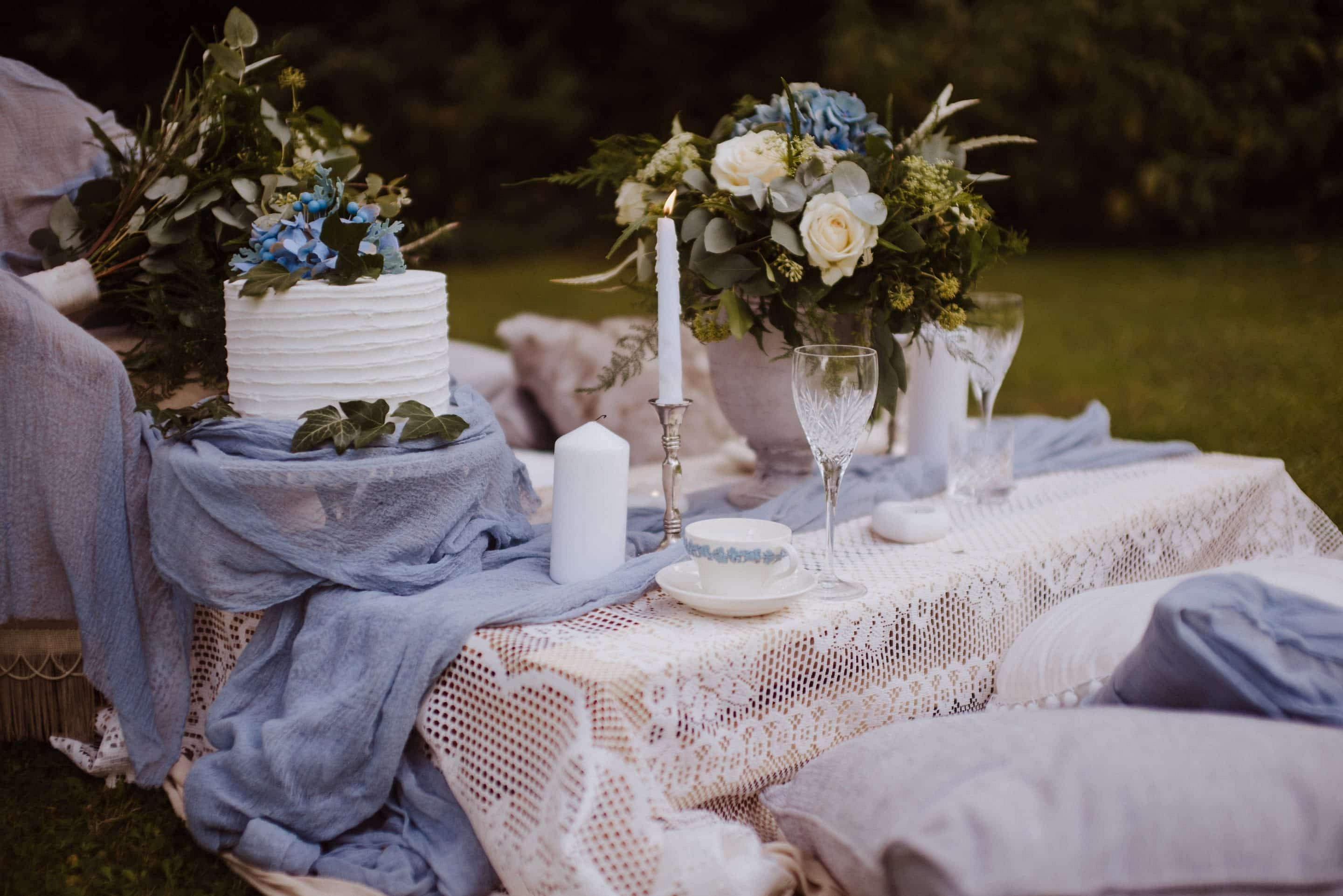 A Whimsical Elopement styled shoot