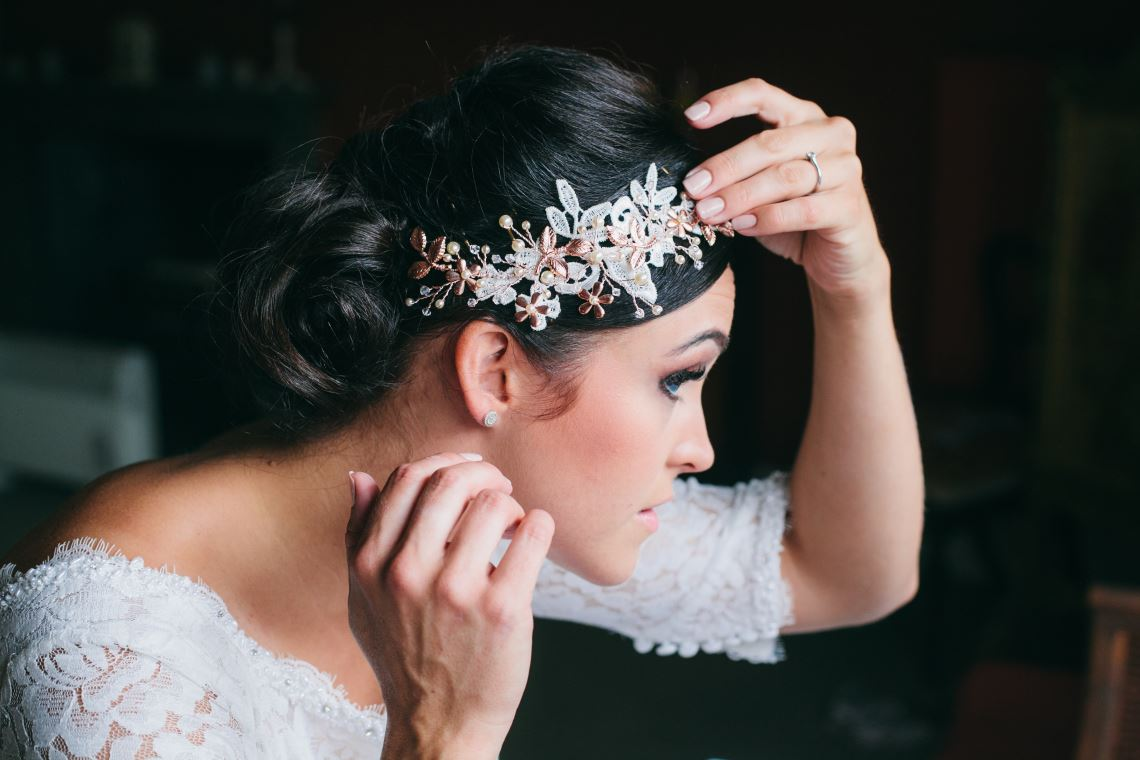 A world of handcrafted hair accessories individually designed for your special day or just for everyday.