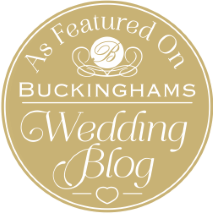 A valued member of Buckinghams Wedding Collective