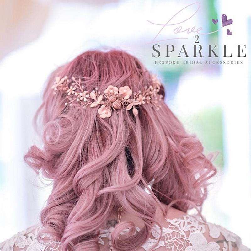 Bespoke Hair Accessories handcrafted in Nottingham