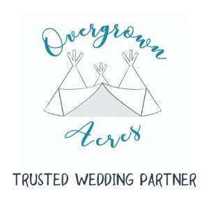 Overgrown Acres Trusted Wedding Partner