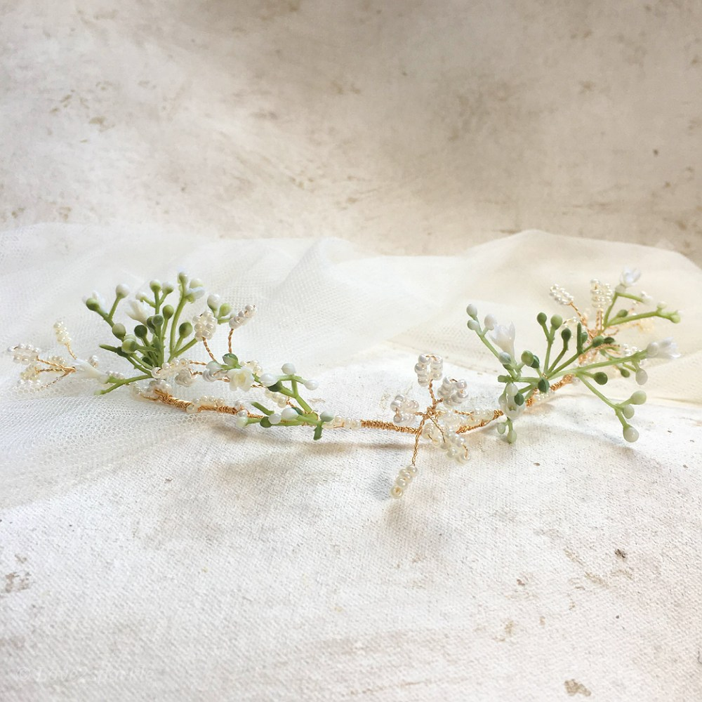 Gypsophila Beaded Vine