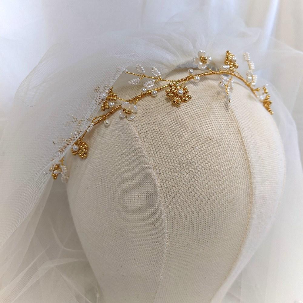 Gold Flower Mix & Match Set