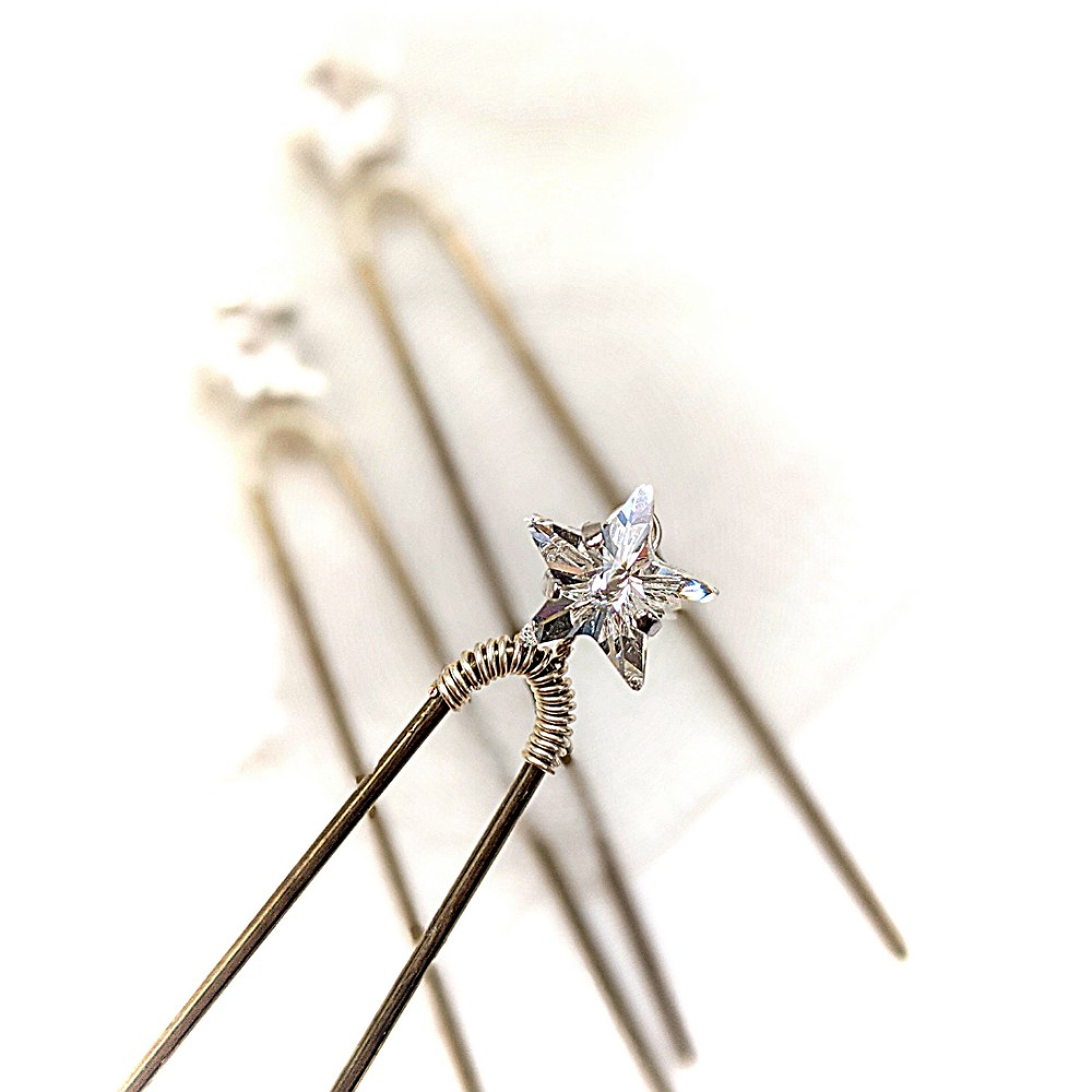 Celestial Star Pin Set