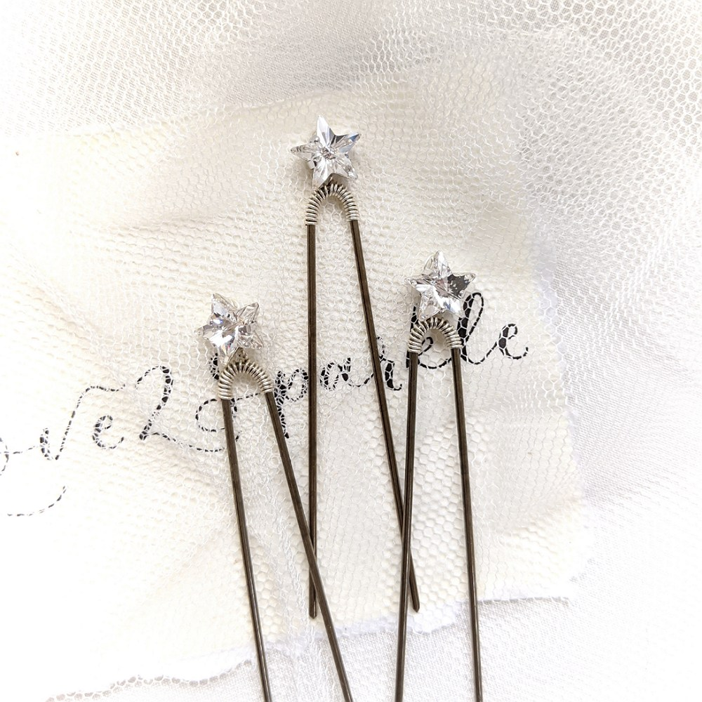 Celestial Star Pin Set